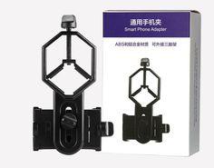 Universal Cell Phone Adapter Mount - Binocular Monocular Spotting Scope Telescope and Microscope Accessories #Affiliate