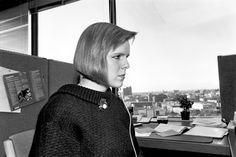 """Lee Friedlander At Work Boston, Massachusetts, 1985 gelatin-silver print, 8"" x 12"""""