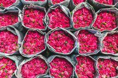 #Rosen auf dem #Flower #Market in #Bangkok