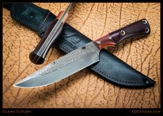 Olamic Cutlery, Shuya - EDC Knives