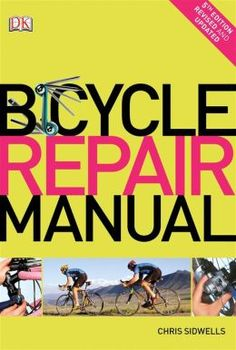 From mountain bikes and road racers to hybrids, the Bicycle Repair Manual helps riders keep their bikes in peak condition. Perfect for beginners and dedicated cyclists alike, this updated guide to bicycle repair includes the latest technological advances in cycling, troubleshooting charts, hints and tips for diagnosing and problem, and servicing schedules. Every type of bicycle is covered, including touring, racing, mountain, and hybrid.