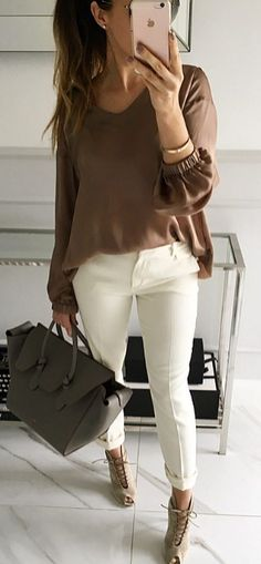 fashion trends #Nude  colour #trendy #business casuals