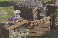 bodegon cajas y astilbe boda - Buscar con Google
