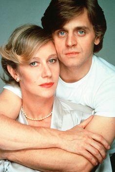 """Michail Baryshnikov and Helen Mirren in """"White nights """"..."""