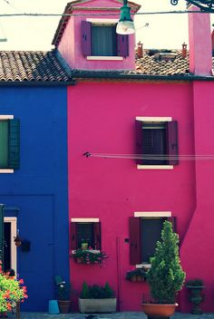 Never a Dull House, Burano, Italy