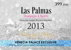 Sylwester w Warszawie 2013/2014 w Hotelu Venecia Palace || #Sylwester #NewYear #HappyNewYear #Warszawa #Polska #Warsaw #Poland || http://www.hotelveneciapalace.pl/spektakularny-sylwester-warszawa