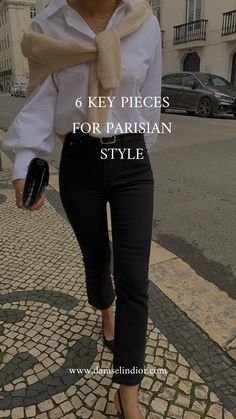 Over 60 Fashion, Paris Fashion, Business Outfits, Business Fashion, Parisienne Style, French Women Style, Parisian Chic Style, Vogue Style, French Dressing