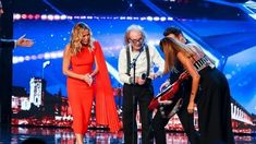 Keytarist Russell T Bird wants to wow the Judges with his music, but a technical gaffe almost ruins the performance! Watch the moment everything goes wrong, before the Judges and Ant & Dec appear on stage to save the day! Britain Got Talent, Save The Day, Judges, In This Moment, Concert, Recital, Concerts
