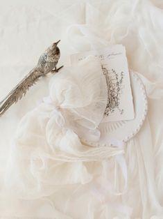 Ivory white napkins for wedding table decoration, $29.50 / 8 pieces napkin set #gauze napkins #gauze #handdyednapkins #ivorywhite