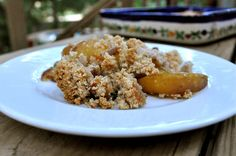 Fed & Fit RSS Facebook Twitter Pinterest Google+      Home     About     Browse Recipes     Contact     Shop     Recipe Box  Paleo Peach Cob...