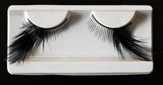 Out Winged Feather Lashes