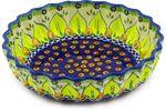 Polish Pottery House Stoneware - Sunflower Pattern Traditional