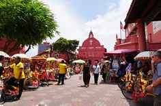Private Day Trip to Malacca from Kuala Lumpur Join this private day trip to Melacca city from Kuala Lumpur, and it will take approximately 2-hour drive. You will learn and discover the city with a rich trading history and multicultural heritage. Some of the popular attractions in Melacca such as St. Paul's Church, Stadthuys, A Famosa and try variety local food at Jonker Street.The trip starts with a pick up at your hotel lobby around 9am and depart to the Melacca city. After 2...