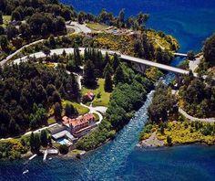 Maravillpsa !!!Villa la Angostura
