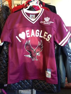 21bcae0e497c North Carolina Central University (NCCU) shirt at Eagleland of Durham