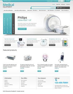 Medical Equipment Prestashop Theme  Medical Equipment Images to be used :)  Like, Repin if you like, :)
