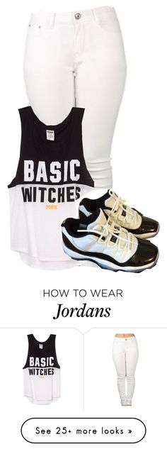 """Untitled #562"" by ktrionaray on Polyvore featuring NIKE, women's clothing, women, female, woman, misses and juniors"