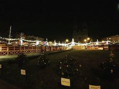 #namestimiru #christmaslights #christmasmarket #Prague #praha #czechia #czechrepublic #christmastree #christmastime Christmas Lights, Christmas Time, Czech Republic, Prague, Dolores Park, Travel, Instagram, Christmas Fairy Lights, Viajes