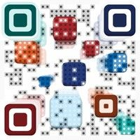 Visual QR Codes will be showing up all over #MWC2013. Create your Visual QR at visualead.com