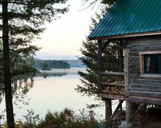 Travel | Camping | Pin-note:AMC Chairback Lodge