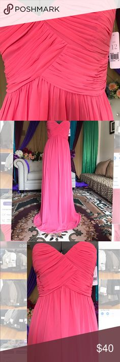 Long Prom dress New I have 2 the one $40 1. State Dresses Prom