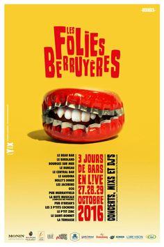 folies Berruyeres 2016