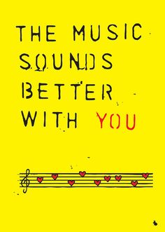 Only you can make it sound magical within your own heart and soul....embrace the POWER of music!
