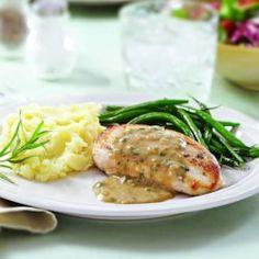 Tarragon Chicken  - EatingWell.com