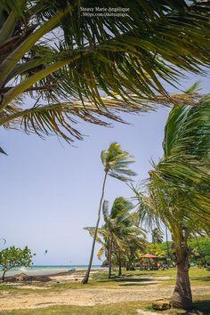 Pointe faula . Vauclin . Martinique