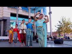 Ram Wong Matra taan Thai Dance Songkran Festival 2018 Perth Australia Perth Australia, Western Australia, Songkran Thai, Songkran Festival, Muay Thai, Martial, Celebration, Entertainment, Dance