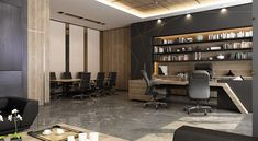 CEO OFFICE on Behance