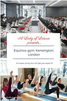 For people serious about getting in shape Luxury Gym, Luxury Travel, Holiday Hotel, Beach Holiday, Equinox Gym, Travel Reviews, Things To Do In London, London Hotels, Luxury Holidays