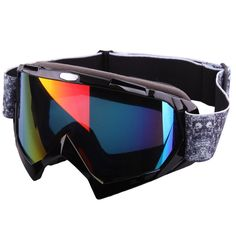 Winter is coming. Are you looking for a #goggle for your #skiing and snowboarding. This sort of goggles featuring #UV400 protection and anti-fog function is a good guardian for your eyes. Just get one if you like.