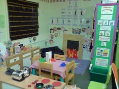 Role Play Fairy Tale Cottage in Year 1