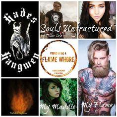 Samantha's Confessions: Souls Unfractured (Hades Hangmen #3) ~ Tillie Cole