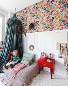 little girls nursery ideas