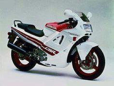 Honda CBR600F 1987