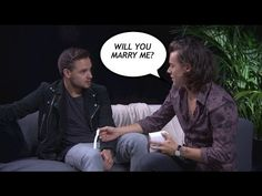 One Direction's Harry Styles and Liam Payne play the Sugarscape Fourplay...Harry at the end though!!!
