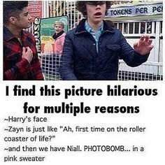 AHAH! (: I have seen this picture like a hundred times but this is the first time I've seen Niall in it before <3