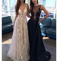 Imagen de dress, fashion, and black