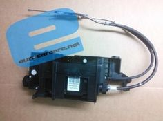 ELECTRONIC HANDBRAKE MECHANISM TO SUIT:  RENAULT SCENIC Mk2 5 SEATER (NOT GRAND SCENIC) to 2007  COMPATIBLE NUMBERS: 360105231R