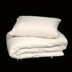 100% All Natural, Made In The U.S.A - Complete Wool Filled King Bed Set by Frankenmuth Woolen Mill. $469.00. Our bedding is filled with 100% all natural wool. Wool is naturally hypo-allergenic and repels dust mites.. Wool naturally regulates your temperature and keeps you comfortable in all seasons.. Includes 2 King Pillows and 1 King Comforter. Our wool comforters are 100% natural. We use 100% all natural wool batts that are washed in bio-degradable and covered in 100% all ...