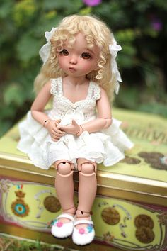 Littlefee blonde | by Sherbet LollyDolly
