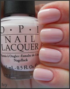 "OPI ""privacy please"""
