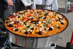 ... about Comida Hispana on Pinterest | Paella, Spanish food and Spanish