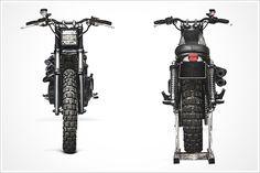 Triumph Scrambler 'A.R.D' - AnvilMotociclette - never any mirrors