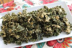 flora foodie: (Raw) Ranch Kale Chips