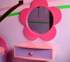 . Baby Bedroom, Room Decor Bedroom, Girls Bedroom, Cute Furniture, Kids Room Furniture, Baby Decor, Kids Decor, Kids Dressing Table, Toddler Room Organization