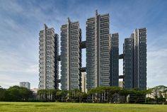 Explorando nuevas posibilidades en viviendas en Singapur