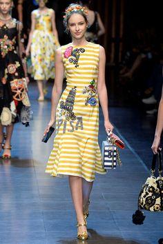 Dolce & Gabbana, Look #13